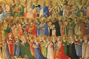 All Saints by Fran Angelico