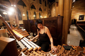 Bora at The Manton Memorial Organ
