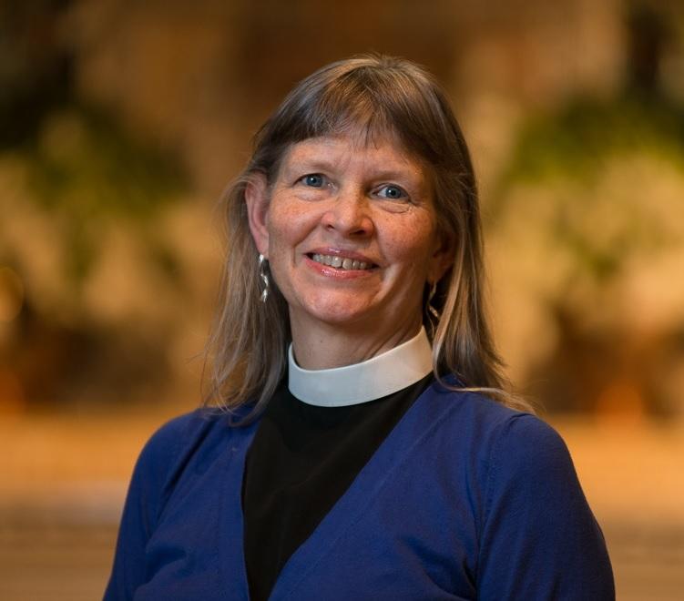 The Rev. Elizabeth Maxwell