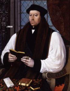 Thomas Cranmer, Archbishop of Canterbury