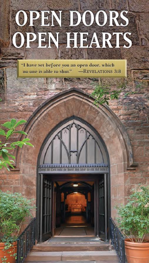 Open Doors Open Hearts