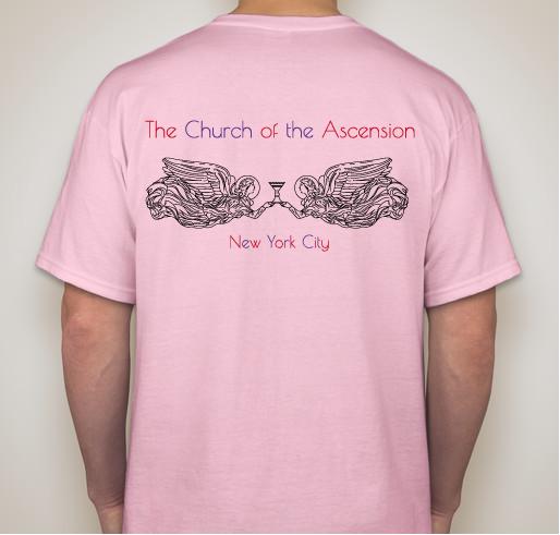 back of Ascension Pride 2019 t-shirt
