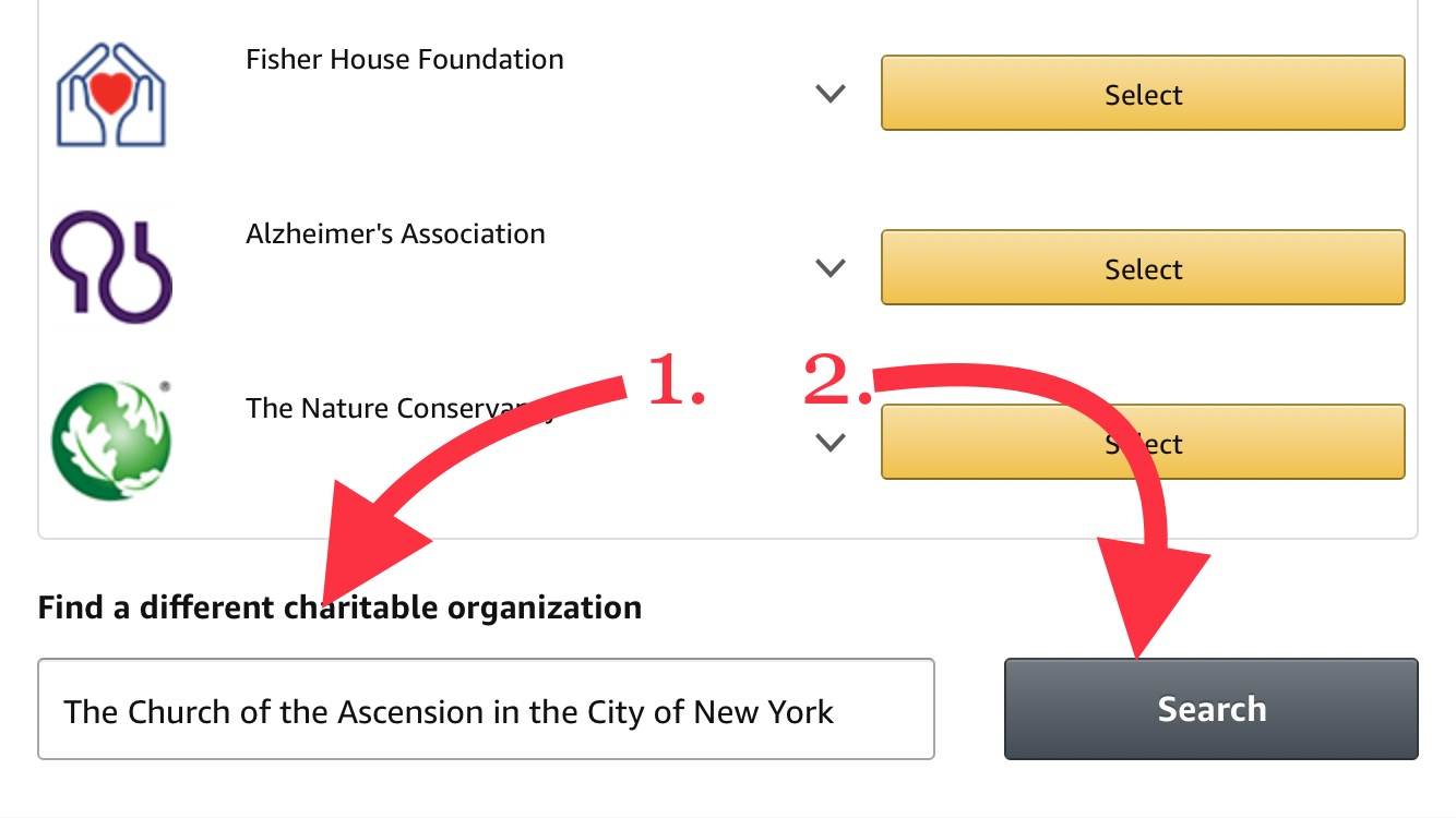 """Search for """"The Church of the Ascension in the City of New York"""""""