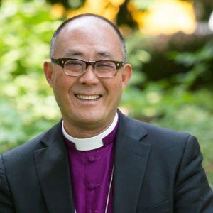 The Rt. Rev. Allen K. Shin