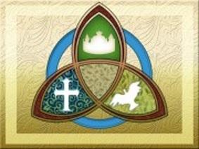Icon representing the Trinity