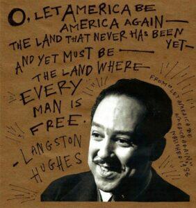 Langston Hughes - Let America Be America Again